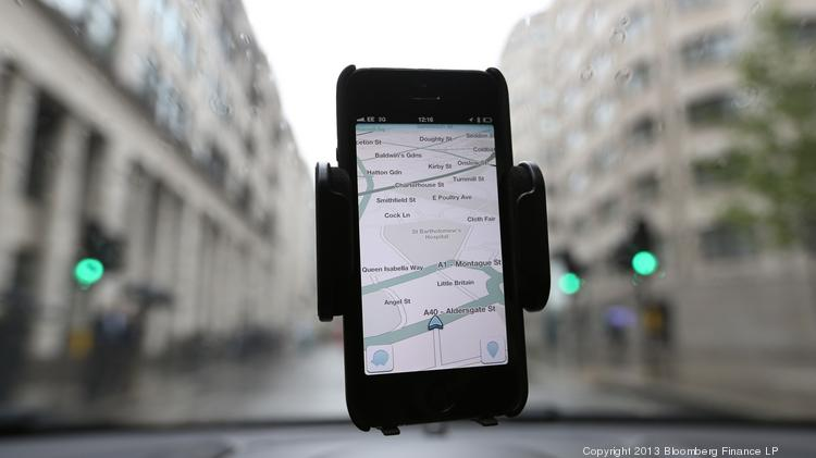 A big maps update for Google, and a big break for Uber.