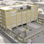 One-of-a-kind office building on its way up in the Central Eastside (Photos)