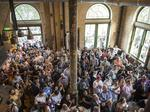 Tech Bloc draws standing room only crowd at Pearl