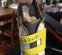 G CLIP rowing shoe