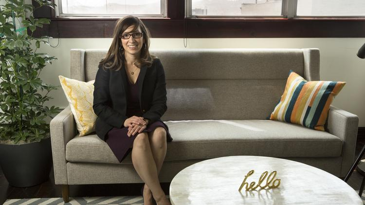 "TaskRabbit CEO Leah Busque says the on-demand app has returned to its core value of ""connecting people."""