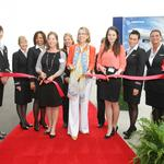 Built by women, flown by women: Boeing, United Airlines highlight female leaders at 737 handoff