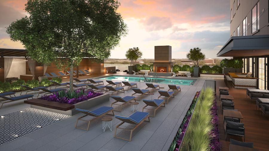 How Austin S New Hotel Van Zandt Hopes To Hit The High Notes This