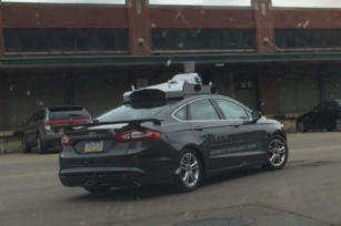 Uber's self-driving test car hits the streets in...Pittsburgh?