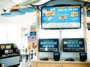 The White Castle on Hilliard Rome Road is testing kiosk ordering.
