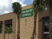 The Walmart Neighborhood Market in the Downtown South district is gearing up for a June 26 opening.