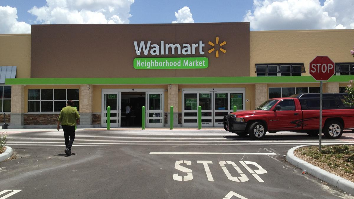 walmart neighborhood market hiring nearly 100 workers in c fla orlando business journal. Black Bedroom Furniture Sets. Home Design Ideas
