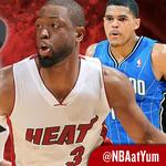 Miami Heat, Orlando Magic to play in preseason game at Yum Center