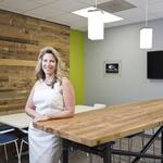 The Boss: Lizabeth Theiss, Crain Construction (Video)