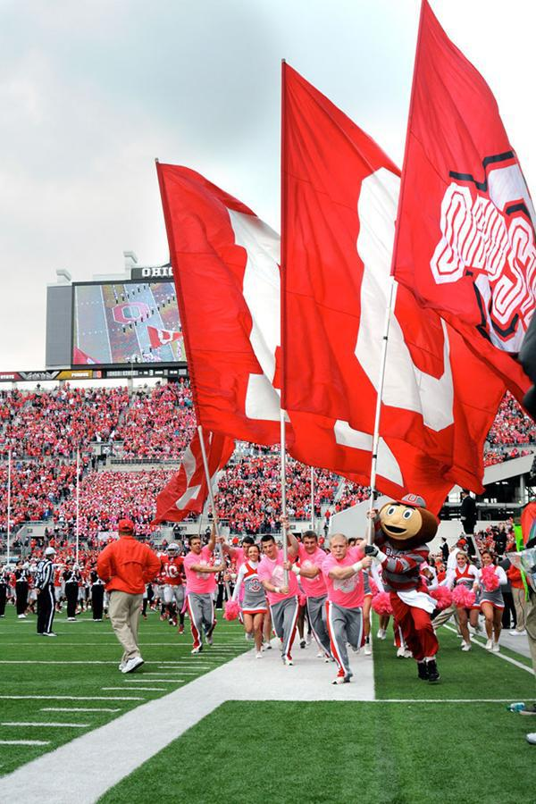 Ohio Stadium is the best place in the Big Ten to take in a football game, according to Athlon Sports.
