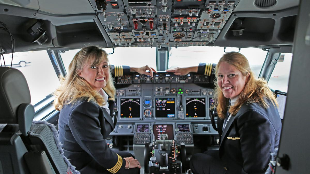 United Airlines Makes A Big Statement About Women In The