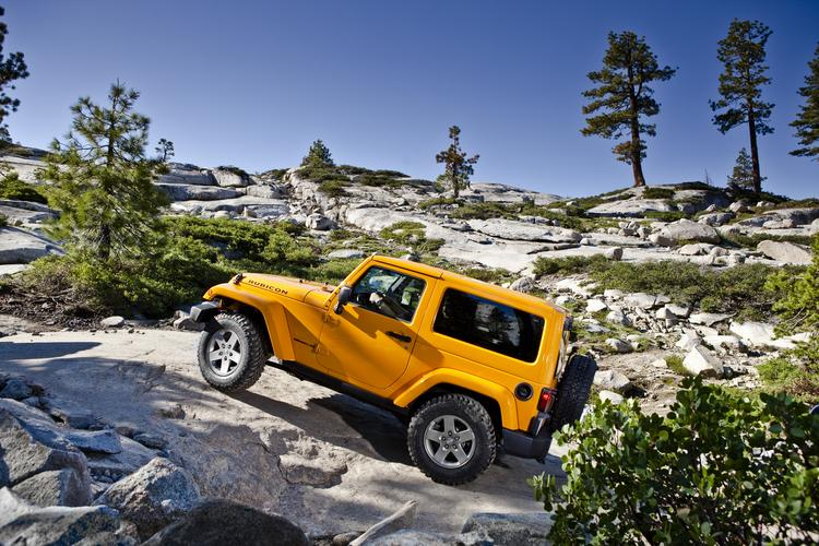 The 2013 Jeep Wrangler was the second-most popular vehicle among new vehicles on AutoTrader.com in 2013.