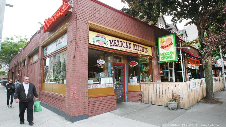 mamas mexican kitchen at 2234 second ave in seattle will close this fall the - Mexican Kitchen