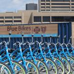 'Blue Bikes' add more access to waterfront, downtown