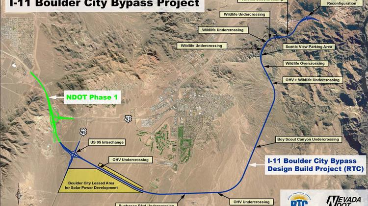 Construction Underway On First Segment Of Interstate 11 Phoenix