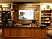 The interior of the new Memphis Orvis store.