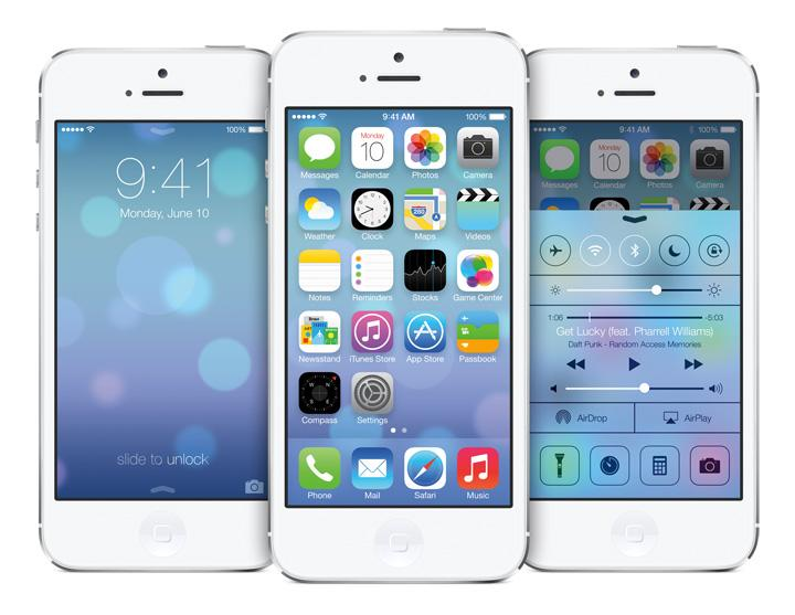 iOS 7's look was poorly received by critics, but it turns out most people actually like it.