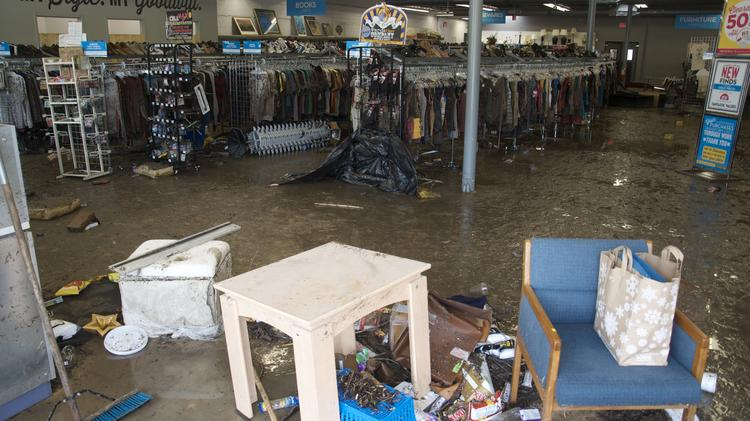 Flood Damage Restoration Algonquin IL
