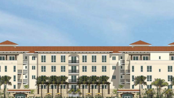 new apartment development planned near west shore and gandy in tampa tampa bay business journal - Blue Apartment 2015
