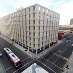 Downtown federal building conversion reaches milestone