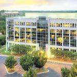 Large airport submarket tenant renews lease in office park