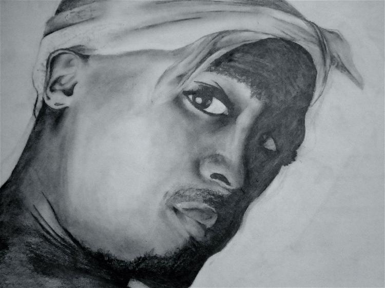 Tupac Shakur was one of the most popular rappers of the mid-1990s before being shot and killed in 1996.