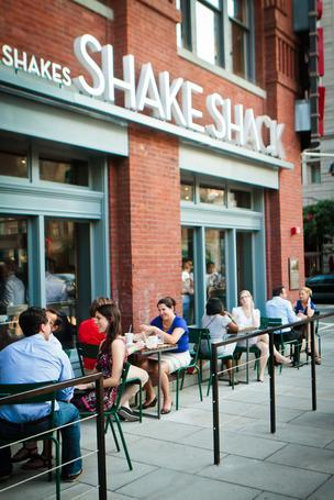 New York burger icon Shake Shack will open two more Washington locations, including its first outside the District.