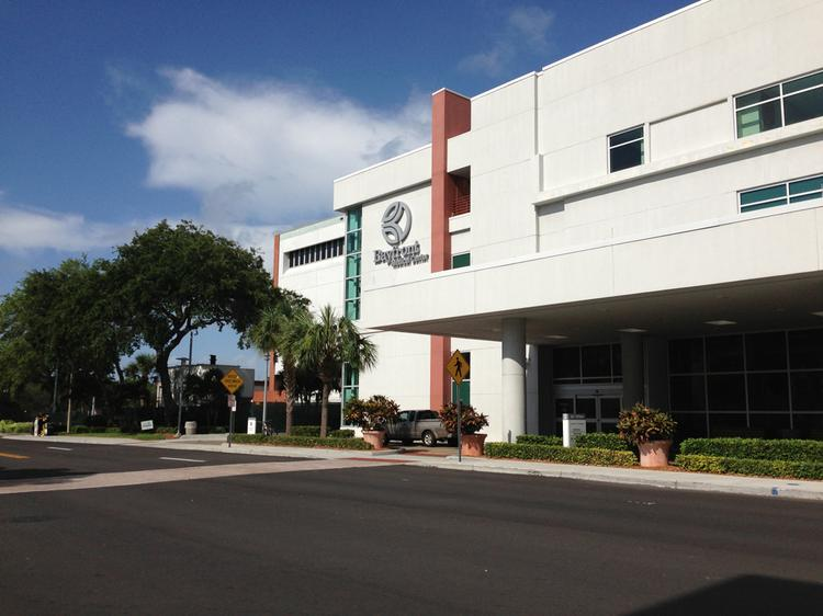 Bayfront Medical Center in St. Petersburg