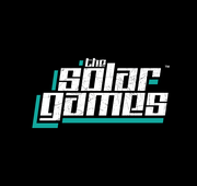The logo for The Solar Games