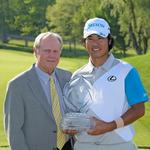 How a Japanese tour pro helped build a bond between Dublin and his native home