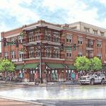 Prominent Franklin project grows again