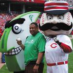 <strong>Owens</strong> recalls bowling with Frank Robinson