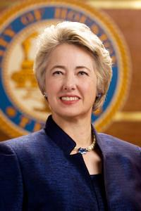 Houston Mayor Annise Parker initiated a task force last year to study the issue and raise awareness of human trafficking.