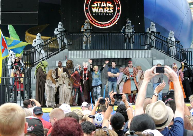Changes to Disney's Star Wars Weekends will include another weekend, fireworks and some new entertainment. The Hyperspace Hoopla dance-off will not return. Alas, dancing slave Leia needs a new job.