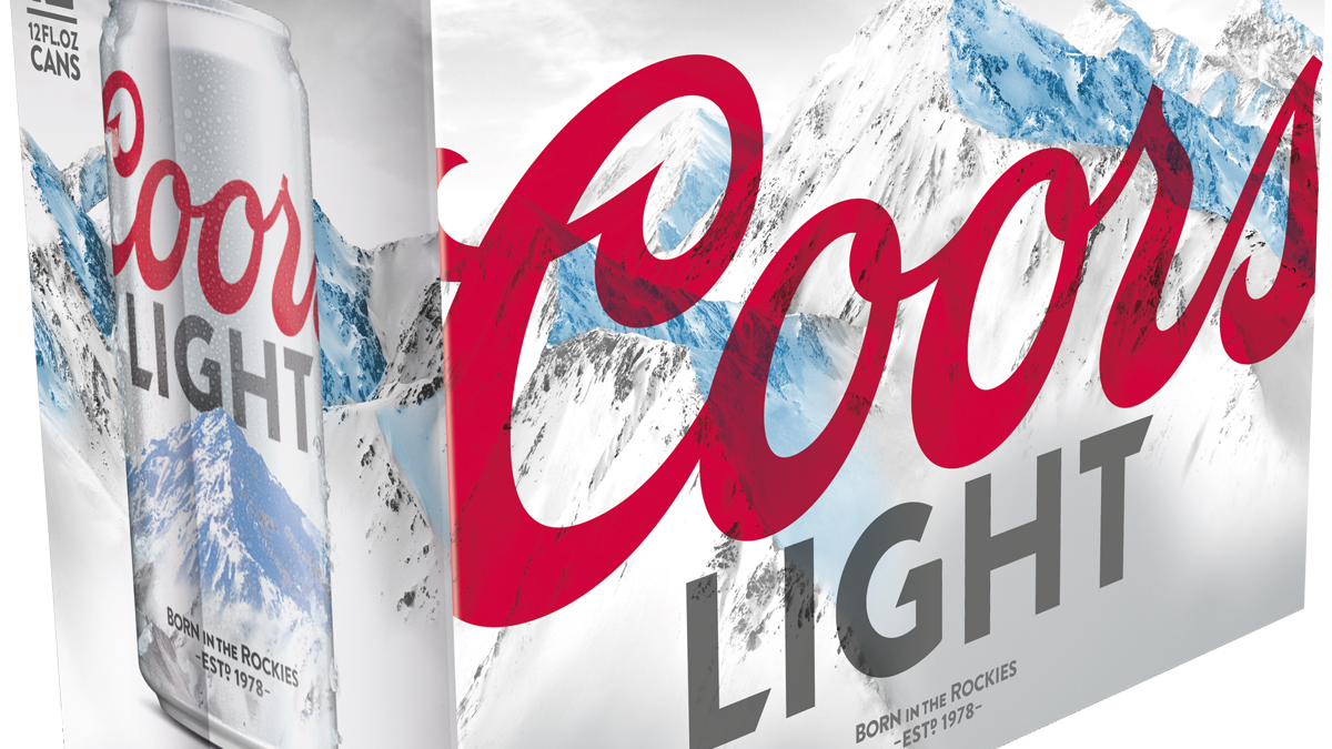 coors light gains ground on miller lite milwaukee milwaukee business journal. Black Bedroom Furniture Sets. Home Design Ideas