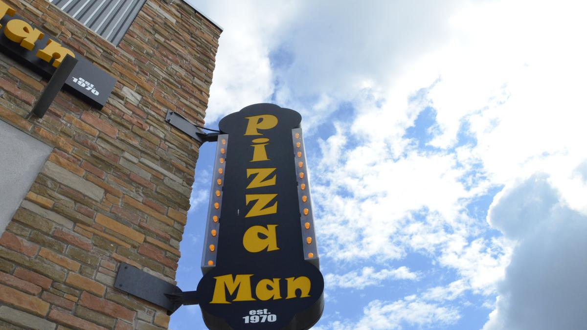 Pizza Man To Open Third Location In Oak Creek S Drexel Town Square Milwaukee Business Journal