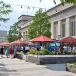 Preview party held for redesigned The Porch at 30th Street Station