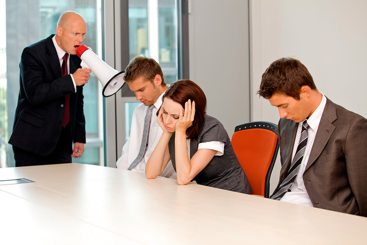 """Much of the blame for unengaged workers goes to what Gallup calls """"managers from hell."""""""
