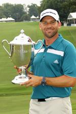 <strong>Sergio</strong> <strong>Garcia</strong> to return to Sedgefield to defend Wyndham title