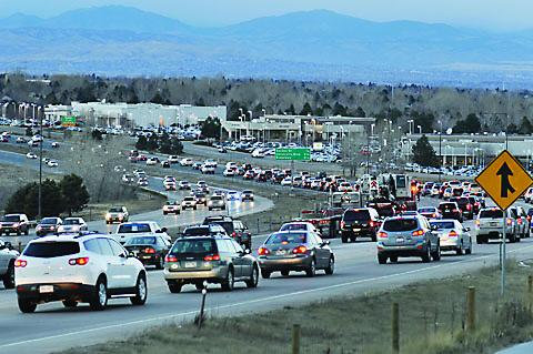 Traffic jams on Colorado highways are common, but it may not be enough for voters to agree to a tax increase for transit projects.