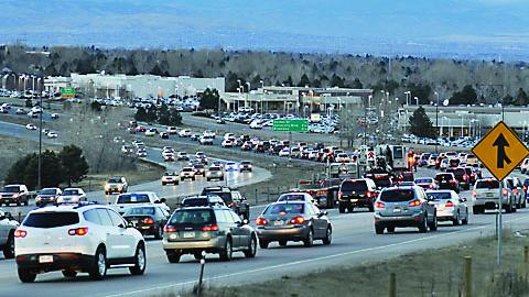 C470 Toll Lane Expansion South Denver
