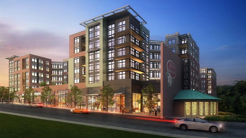 Developers Of Liberty Warehouse Apartments In Durham Secure $36M In  Financing   Triangle Business Journal