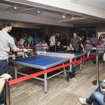 Brewers, Packers battle it out in pingpong to raise money for Children's Hospital: Slideshow