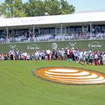 Texas storms make way to sunny finish for AT&T Byron Nelson