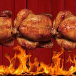 What do you have planned for 'National Rotisserie Chicken Day?'