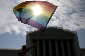 This has been a big year for gay rights supporters. The Supreme Court in June issued two rulings that opened up the path for gay marriage in California and pulled down aspects of the federal Defense of Marriage Act.