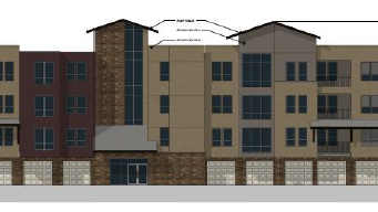 A 194 Unit Apartment Complex In Rancho Cordova, Bridgeway Square, Would  Have Units