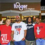 Louisville apparel startup gets deal to sell T-shirts at Kroger