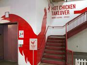 Hot Chicken Takeover has proven popular at the North Market.