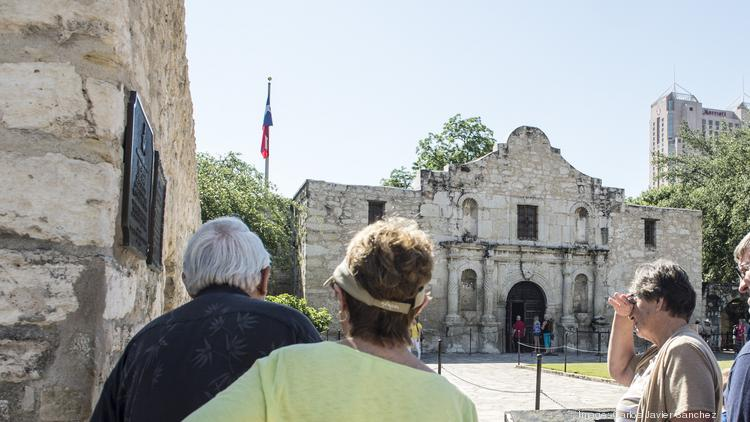 The first real sign of change coming to the Alamo and the surrounding area will begin with an archaeological dig.
